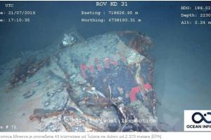 Pronađena francuska podmornica nestala prije pola stoljeća
