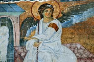 Najljepša freska: Pogled Bijelog anđela blista već osam vjekova