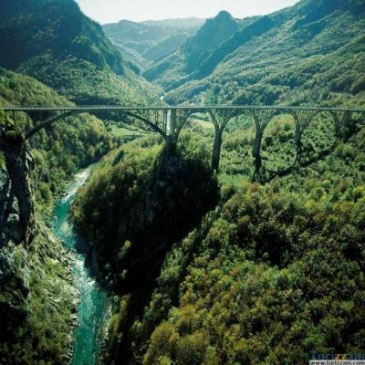 Kanjon rijeke TARE: Prirodna ljepota čije je bogatstvo NENADMAŠNO ( FOTO )
