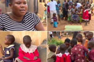 Životna priča za NE VJEROVATI: Ova žena ima 44 DJECE, a prvi put se porodila sa samo 13 GODINA!