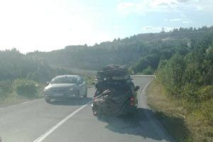 Na putu od Vijenca prema Pljevljima…