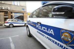 Hrvatska: Policajcima iz elitne jedinice lopovi ukrali pištolje i značke