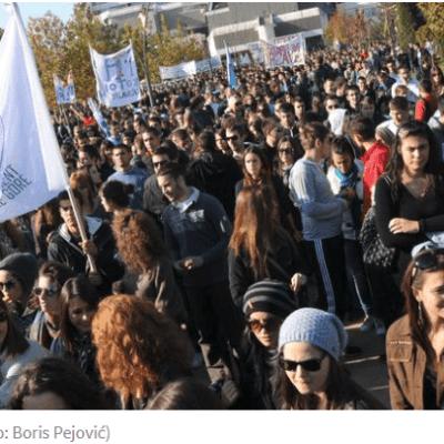 ČAK POLOVINA ŽELI DA NAPUSTI ZEMLJU – Crna Gora: Mladi 'trbuhom za kruhom', a država ćuti