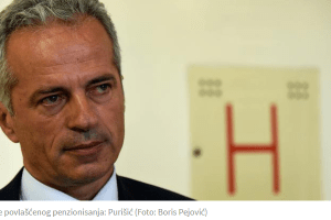 Purišić: Više nema povlašćenog penzionisanja