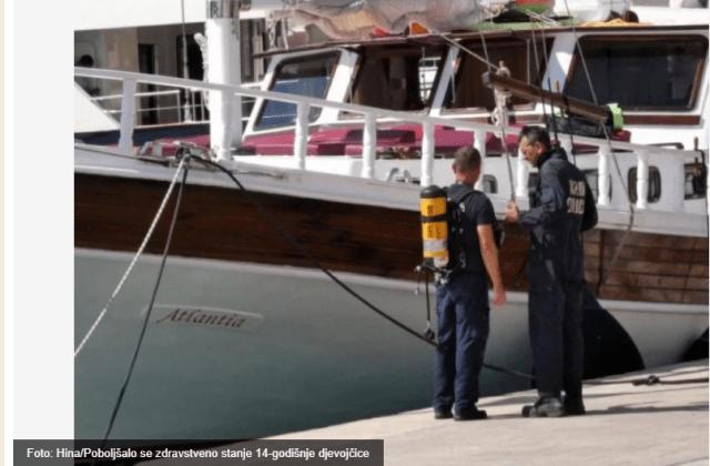 Supruga ubijenog turiste do detalja opisala dramu na brodu smrti na Hvaru