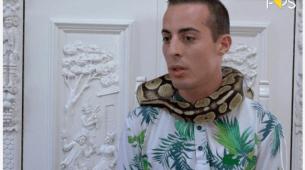 Neobični ljubimci u domu Radonjića: Tihomir gaji deset zmija