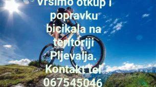 Otkup i popravka bicikala