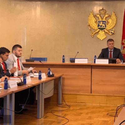 Demokrate prekinule bojkot, Koprivica i Šaranović došli na sjednicu Odbora