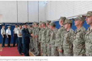 Svečani doček: Vratili se vojnici iz Avganistana