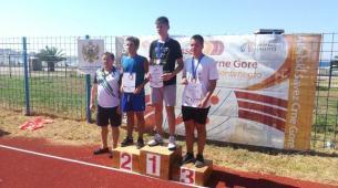 Dobar rezultat mladih atletičara Rudara na pojedinačnom pionirskom prvenstvu