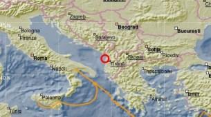 Više zemljotresa potreslo Crnu Goru i Albaniju
