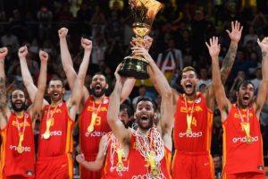 Španija moćno do druge svjetske titule