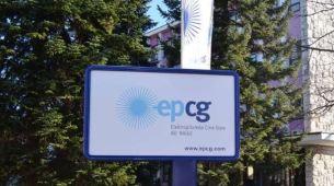 Dobit EPCG za devet mjeseci 17,1 milion eura