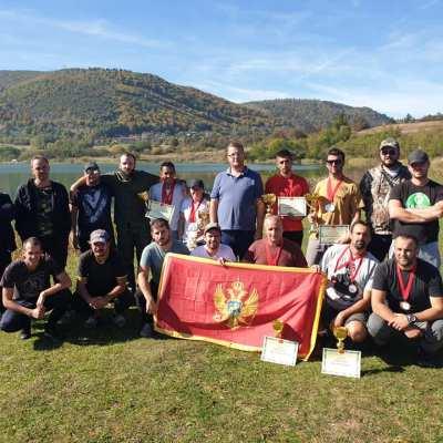 Na Borovičkom jezeru održan Kup CG i poslednje kolo šaranske lige