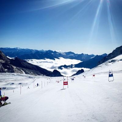 Najbolji crnogorski skijaš na sniježnim pripremama