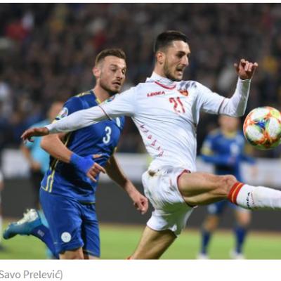 Crna Gora bez šanse u Prištini – kao da je igrala protiv Engleske