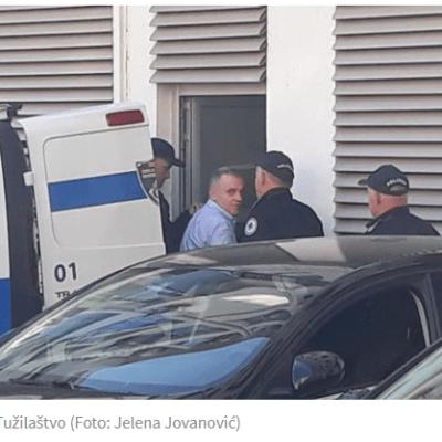 PREDOMISLIO SE NAKON POSJETE Ko je posjećivao Vujoševića u zatvoru?