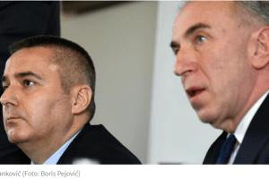 Stanković traži procjenu bezbjednosti za članove Tužilačkog savjeta