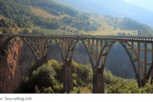 Izgradnja AUTO-PUTA i rekonstrukcije mosta na Đurđevića Tari – SIMBOLI prijateljstva Crne Gore i Kine!