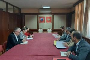Delegacija Odbora za evropske integracije posjetila Pljevlja