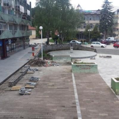 """Na tenderu za izgradnja stepeništa od glavne ulice do Trga """"Dorđije Peruničić"""" stigle dvije ponude"""