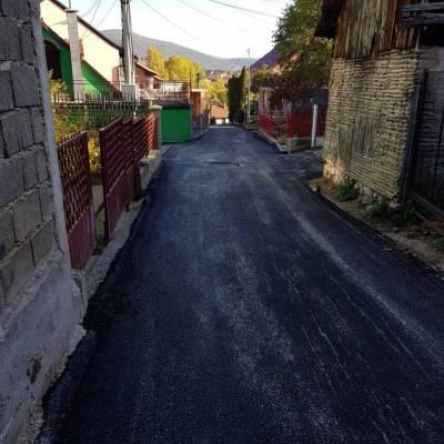 Izvršena zamjena kompletne vodovodne mreže sa priključcima za sva domaćinstva u Sarajevskoj ulici