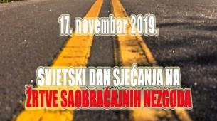 Od početka godine na crnogorskim drumovima poginula 41 osoba
