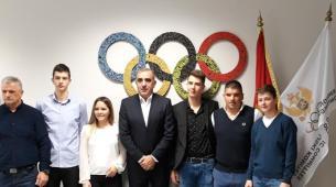 Olimpijske stipendije najboljim crnogorskim skijašima i skijašicama