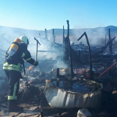 Dijete stradalo u požaru u Tivtu