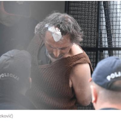 Ciljao još jednog policajca, ali je pištolj zakočio