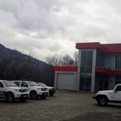 Policija na sjeveru oduzela robu i novac vrijedan skoro pola miliona eura