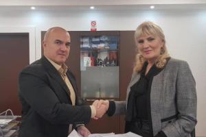 """Potpisan memorandum o saradnji Bjelopoljskog zatvora i NVO """"Novi poredak"""" u promociji prava osuđenika"""