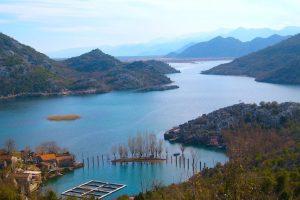 Policajac spasio sveštenika i još dvije osobe na Skadarskom jezeru