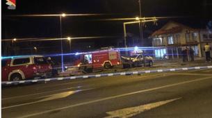 Poginula jedna osoba, povrijeđena dva policajca