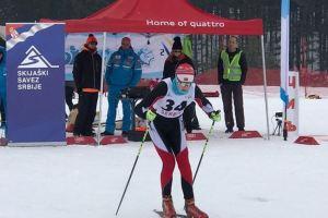 Žabljačani uspješni na ski takmičenjima