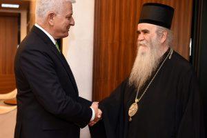 Marković i Amfilohije sjutra o Zakonu o slobodi vjeroispovijesti