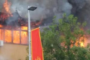 Laković da plati 117.000 eura za spaljivanje RTV Pljevlja