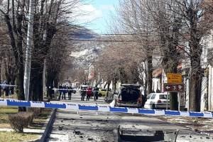 Vozilo eksplodiralo u pokretu, ubijen Cetinjanin