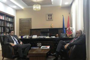 Darmanović: Ne podizati političke tenzije sa Srbijom
