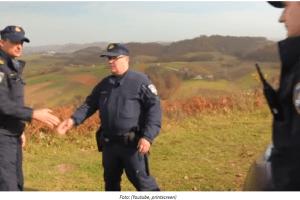 Albanska policija otkrila više od 40 migranata