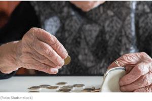 Penzije će porasti za 0,95 odsto