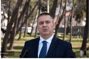 Veljović: Pobijedićemo u svakom budućem izazovu nove protivnike