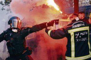 Vatrogasci pružili podršku svojim kolegama u Francuskoj