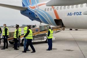 Preko 3,5 tona medicinske opreme stiglo u Podgoricu; Stathis: Crna Gora nije sama i nije mala