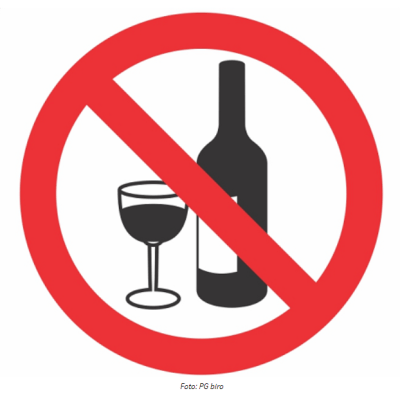 PRIJAVE ZA DVA PRAVNA LICA – Zbog točenja alkohola maloljetnicima, kazne 2.000 eura