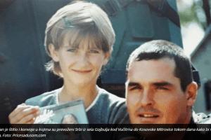 DETE SA KOSOVA I FRANCUSKI VOJNIK PRONAŠLI SU SE POSLE 20 GODINA TRAGANJA: Njegova odluka koja je usledila je DIVNA