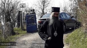 Prvo hapšenje zbog vjernika na liturgiji u Srbiji
