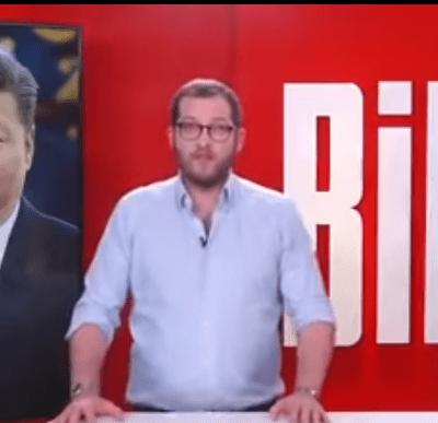Kina opomenula urednika Bilda, uslijedila njegova žestoka reakcija: Korona će biti vaš politički kraj