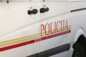 Uhapšen državljanin Srbije: Nezakonito boravio u BP, policija mu oduzela tri puške