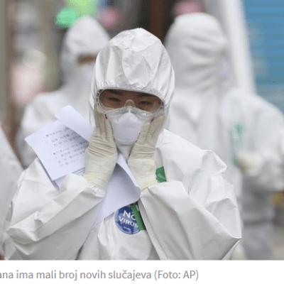 """Eksperti zabrinuti: """"Povratak"""" koronavirusa kod nekih pacijenata"""